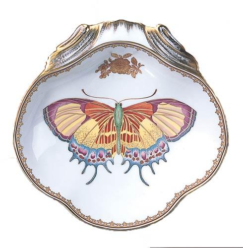 $210.00 Butterfly Shell Dish