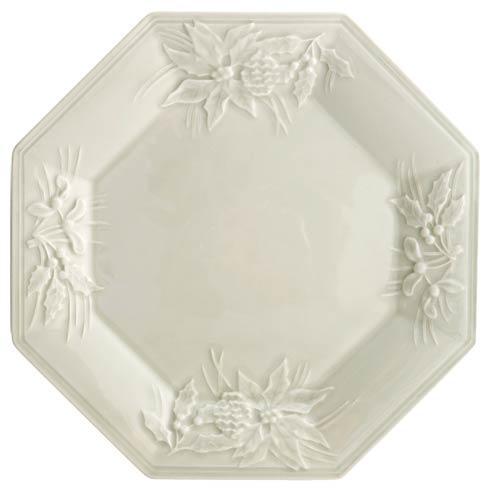 Octagonal Luncheon Plate