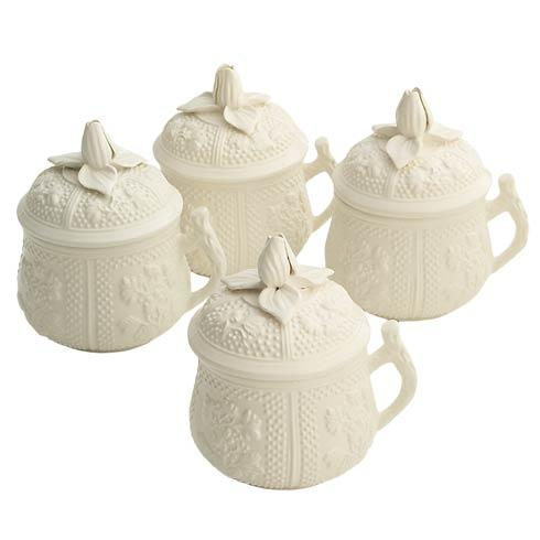 $185.00 Pot De Crème Set Of 4