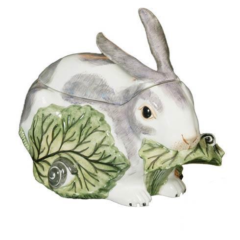 Mottahedeh  Chelsea Rabbit Tureen, Large $155.00