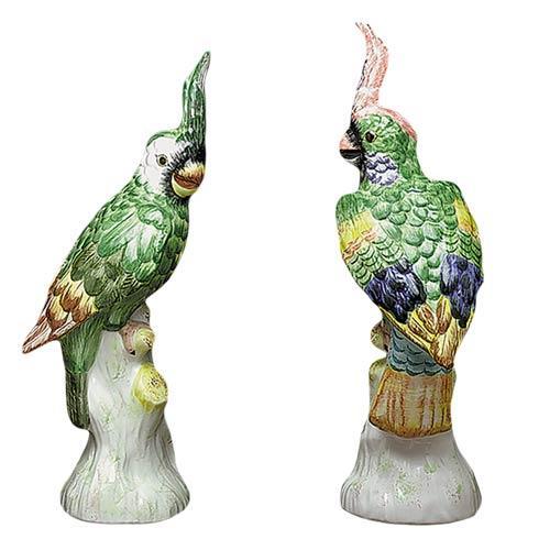 Mottahedeh  India Cockatoos-Pair $365.00