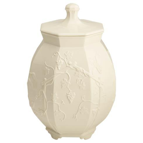 $300.00 Creamware Oct.Urn With Cover