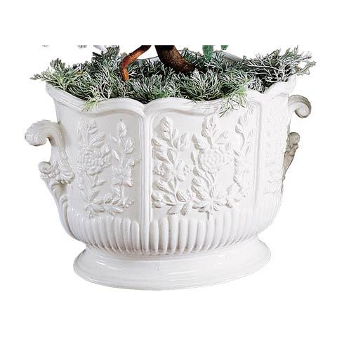Oval Cachepot With Handles collection with 1 products