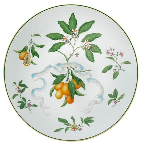 Kumquat Round Serving Platter