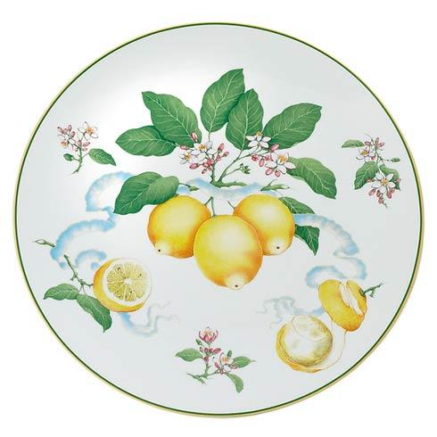 Lemon Round Serving Platter