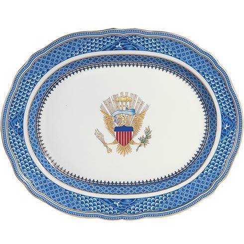 $285.00 Eagle Platter