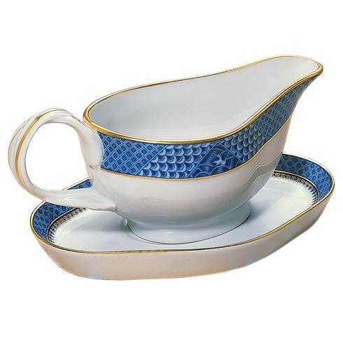 Gravy Boat With Stand image