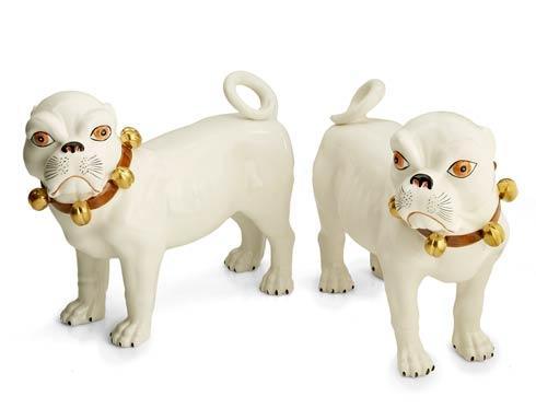 $775.00 Bulldogs, Pair