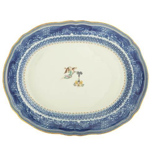 Medium. Platter