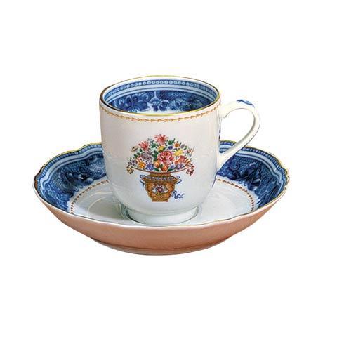 $85.00 Demitasse Cup & Saucer