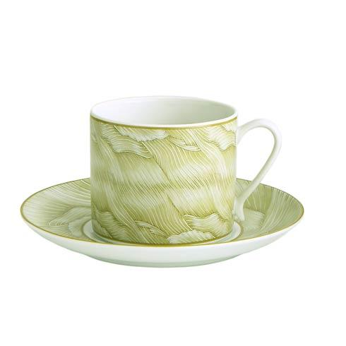 Cup&Saucer - Plain Center