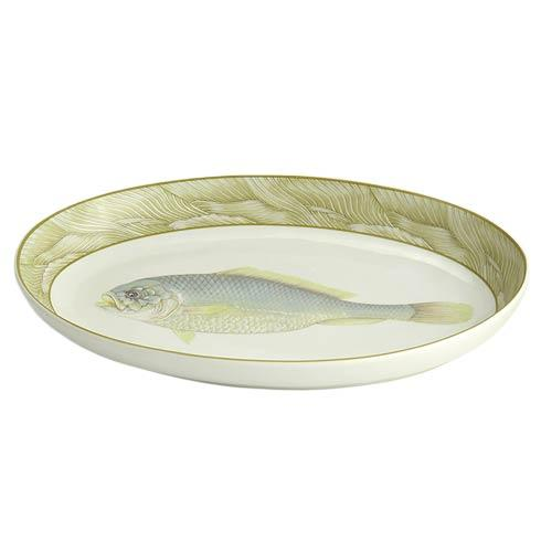 Oval Serving Dish