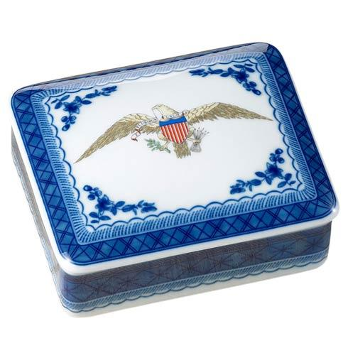 $105.00 Diplomatic Eagle Box