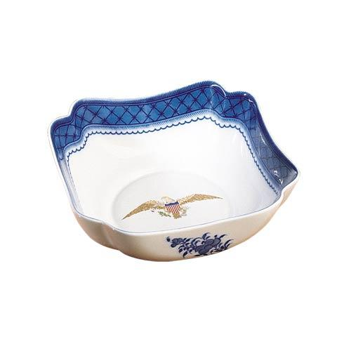 Mottahedeh  Diplomatic Collection Eagle Square Bowl, Small $100.00