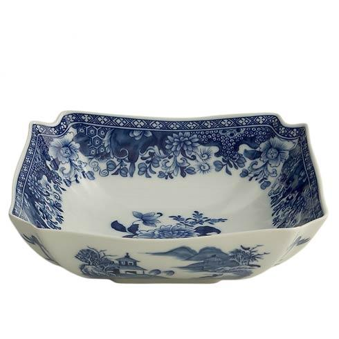Mottahedeh  Blue & White Square Bowl $180.00