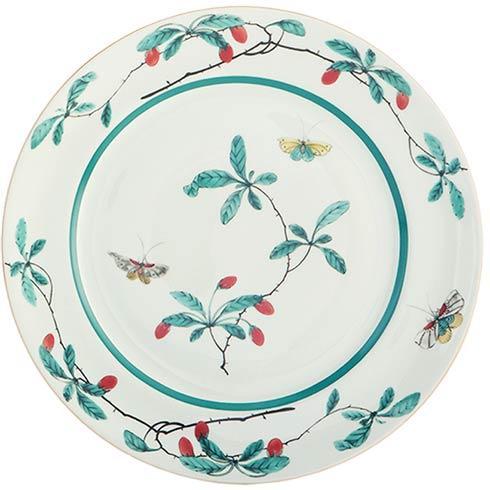 $75.00 Famille Verte Dinner Plate