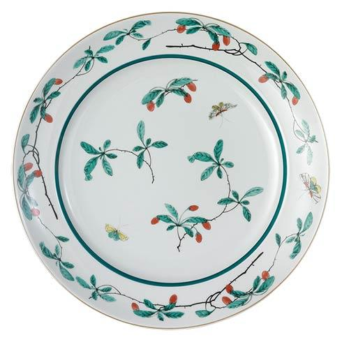 $215.00 Famille Verte 13\' Chop Plate