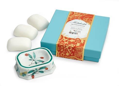 $75.00 Famille Verte Gift Soap Set