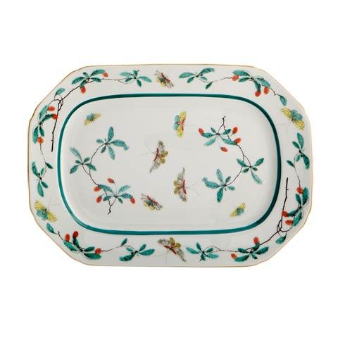 $145.00 Famille Verte Cookie Tray