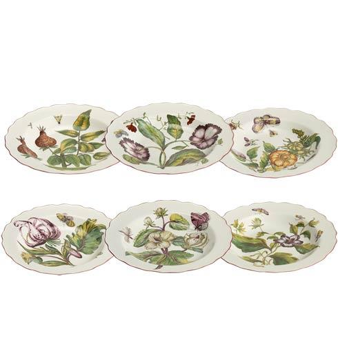 $475.00 Rim Soup Set Of 6