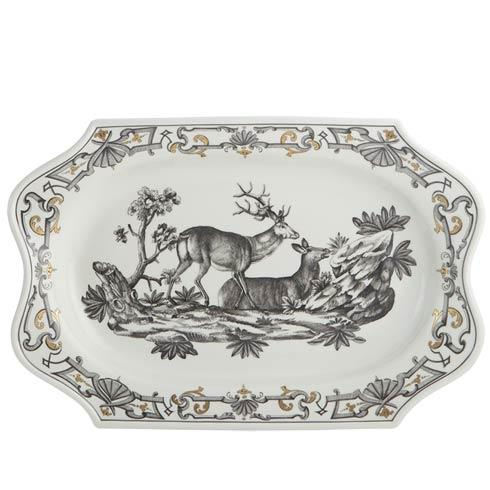 Mottahedeh  Dupaquier Platter $230.00