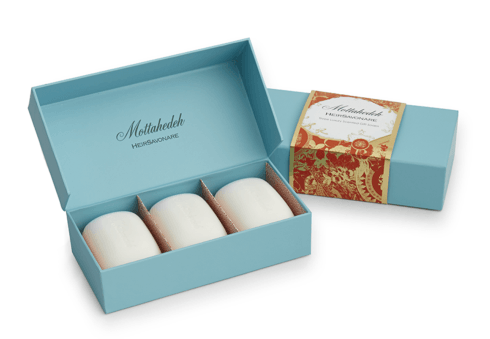 HEIRSAVONARE GIFT SOAP S/3 collection with 1 products