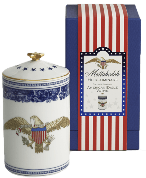 $115.00 American Eagle Heirluminare Votive