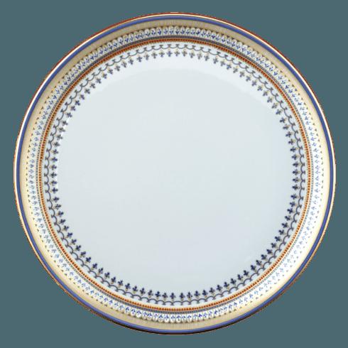 $195.00 Cake Plate White