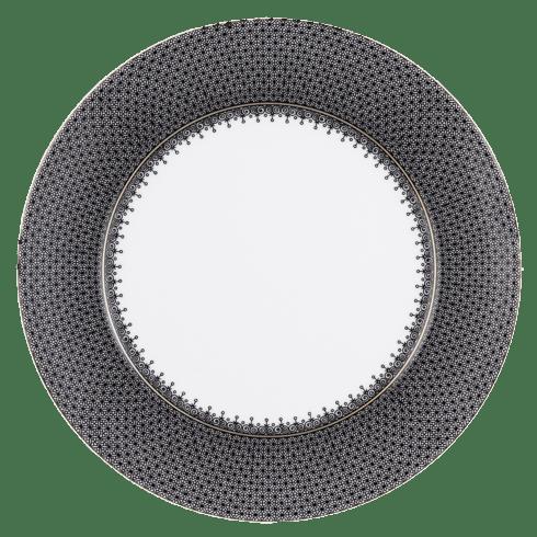 $135.00 Black Lace Service Plate