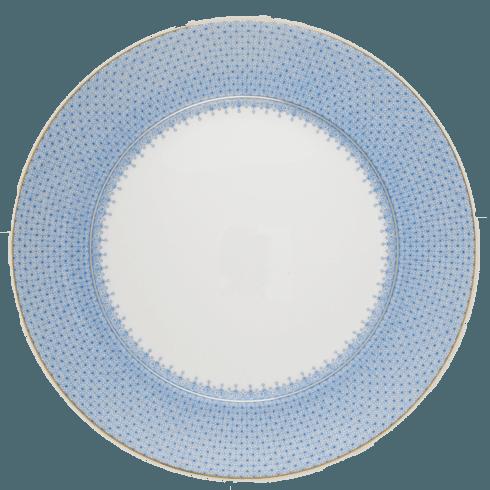 Mottahedeh Lace Cornflower Service Plate $135.00