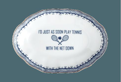 $40.00 I\'D JUST AS SOON PLAY TENNIS