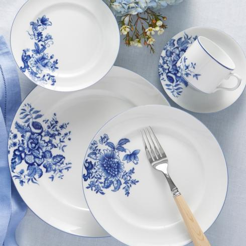 Emmeline 5PC Place Setting collection with 1 products