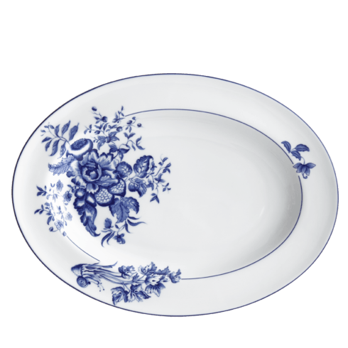 $175.00 Emmeline Oval Platter LG