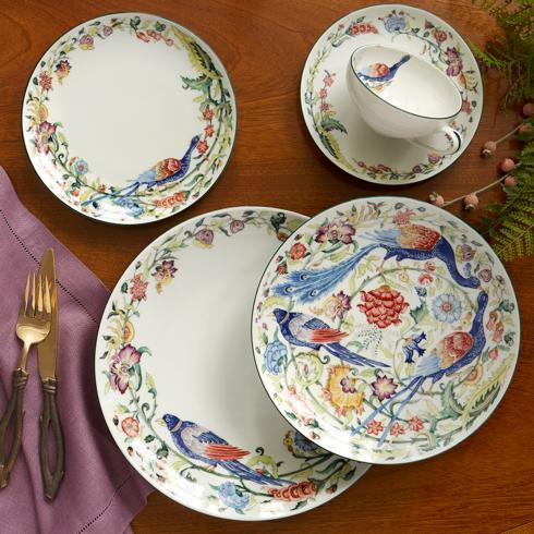 $195.00 Sylvanae 5 PC Place Setting