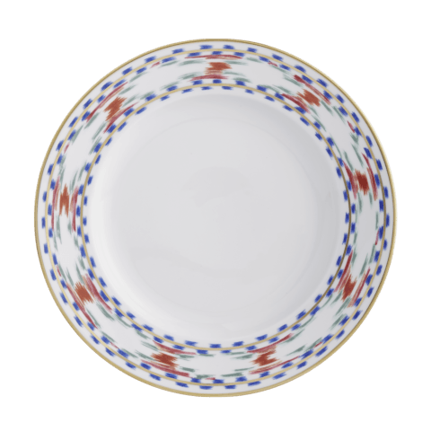 $85.00 Bargello Dinner Plate