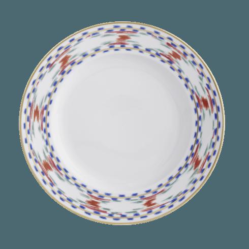 $85.00 Bargello Dinner Plate