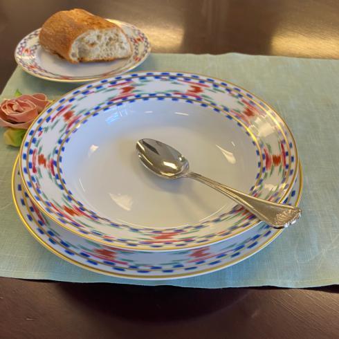 $85.00 Rim Soup Plate