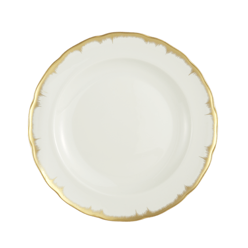 Mottahedeh  Chelsea Feather Dinner Plate $95.00