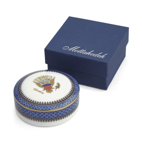 $95.00 American Eagle Round Box