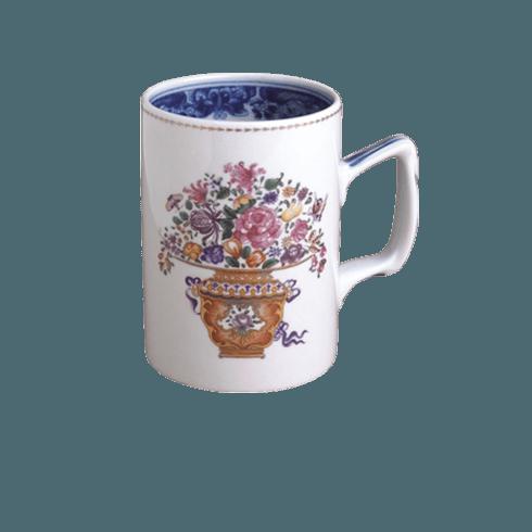 Mottahedeh  Mandarin Bouquet Mug $100.00