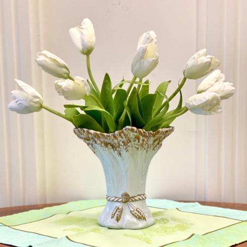 $285.00 Wheat Sheaf Vase