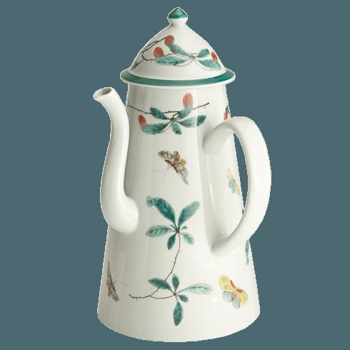 $255.00 Famille Verte Coffeepot