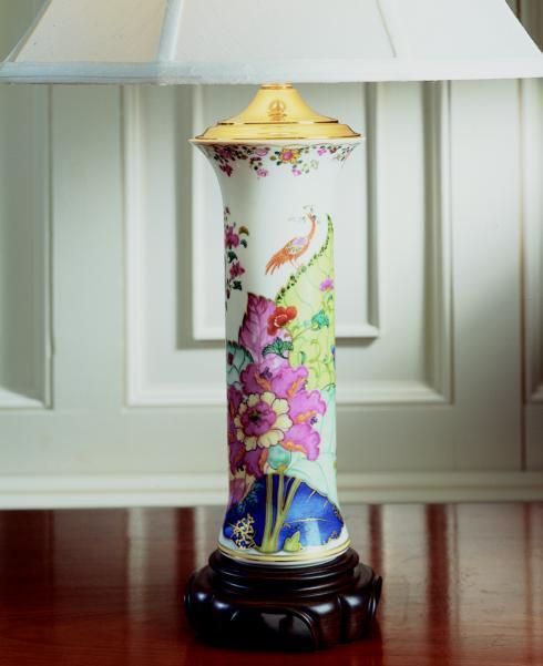 $625.00 Trumpet Vase Lamp