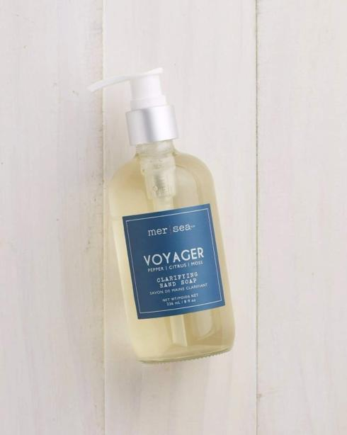 $22.00 Voyager Liquid Hand Soap