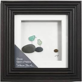 $35.00 One Upon A Pebble Wall Art