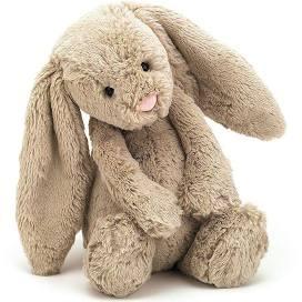 $24.00 Bashful Beige Bunny