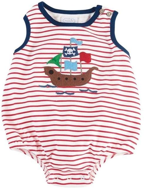 Pirate Ship Bubble 3-6mos. collection with 1 products