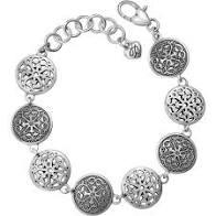 Ferrara Medallion Link Bracelet collection with 1 products