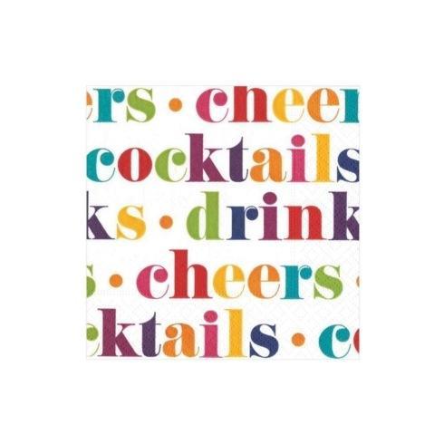 $6.95 Drink Paper Cocktail Napkins