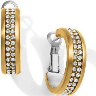 Meridian Two-Tone Hoop Earrings collection with 1 products